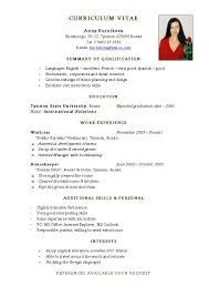 resume templates printable template sample blank regarding 87 excellent blank resume templates