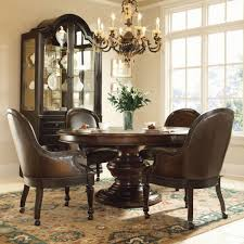 Dining Room Chairs With Arms And Casters Replacing Dining Room Chairs With Casters Creative Chair Designs