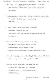 excellent extended essays digital divide  exploring national      excellent extended essays digital divide  exploring national factors and approaches to bridge the digital divide in india