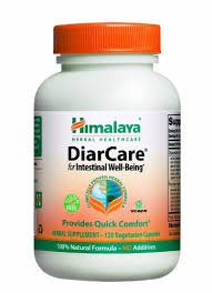 Himalaya <b>Herbal</b> Healthcare DiarCare Intestinal <b>Well Being</b> 120 ...