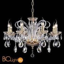 Предметы освещения коллекции <b>Ice</b> New бренда <b>Crystal lux</b>