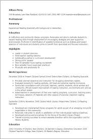 It Support Specialist Resume  it specialist resume  customer     happytom co
