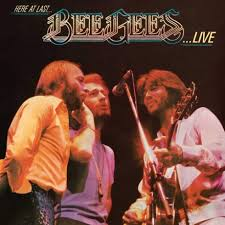 <b>Bee Gees</b> - <b>Here</b> At Last: Bee Gees Live (lp) — Palacio de la Música