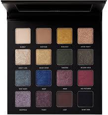 <b>Milani Gilded</b> Noir Palette - <b>Палетка теней</b> для век   Makeupstore.ru