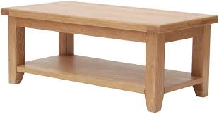 furniture link hampshire oak coffee table large baumhaus aston oak coffee table