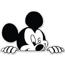 Resultado de imagem para mickey mouse