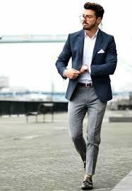 С чем носить темно-<b>синий пиджак</b> мужчине? Модные луки (420 ...