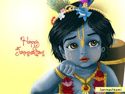 Image result for krishna janmashtami