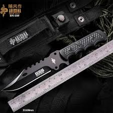 VOLTRON Camping survival tactical knife, <b>outdoor</b> hunting saber ...