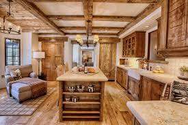 open kitchen design farmhouse: saveemail eaadb w h b p rustic kitchen