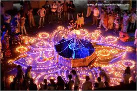 celebration of diwali in festival of lights happy diwali in this picture people have decorated the ever stunning diwali diyas