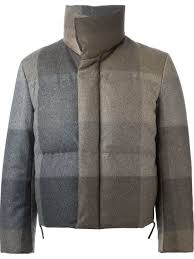 Shop Paul Smith checked padded <b>jacket</b> in Yusty from the world's ...