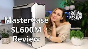 <b>Cooler Master MasterCase SL600M</b> review | SLeek -and- SiLent ...