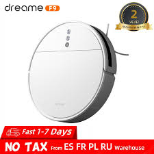 <b>Dreame F9</b> Robot Vacuum Cleaner for Home 2500Pa Strong ...