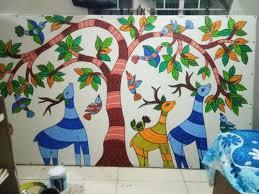 <b>Decorative Canvas Painting</b>, Canvas Painting | Pratap Nagar ...