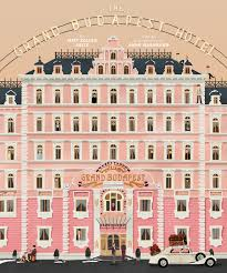 the grand budapest hotel illustration google search cinema wes anderson collection grand budapest hotel
