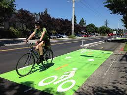 Seattle Protected Bike Lanes