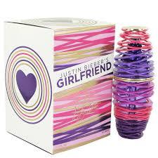 <b>Justin Bieber Girlfriend Парфюмерная</b> вода 50 мл