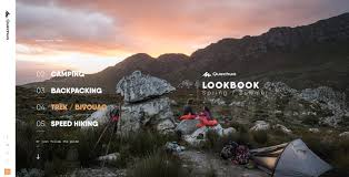 <b>Quechua</b> Lookbook Spring Summer 2016 - Awwwards SOTD