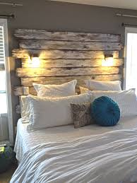 Diy Wood Headboard 11 Ways In Which You Can Style Up Your Bedroom For Free Acrylics