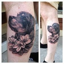 Ένα Rottweiler  στο χέρι σας...