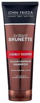 <b>John Frieda шампунь</b> Brilliant Brunette Visibly ... — купить по ...