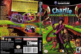 charlie and the chocolate factory iso < gcn isos emuparadise charlie and the chocolate factory cover click for full size image