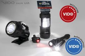 Обзор <b>фонарей VARTA</b> серии Professional Line: для ...