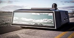 Автомобиль, который выглядит как <b>зеркало заднего вида</b> ...