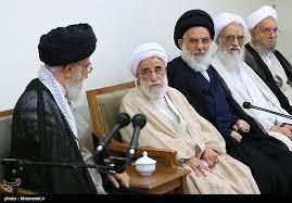Image result for رهبر انقلاب در دیدار اعضای مجلس خبرگان: