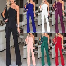 Draped <b>Women's Jumpsuits</b> & <b>Rompers</b> | <b>Women's Clothing</b> ...