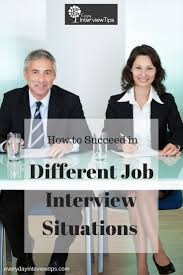 best images about interview tips interview preparation on how to handle each type of job interview everydayinterviewtips