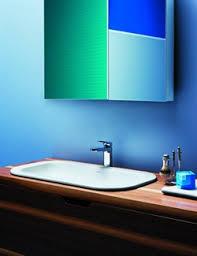 <b>Раковина Azzurra Glaze GLZ</b> 69x38/IN врезная, Glaze