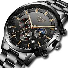 LIGE: Watches - Amazon.co.uk