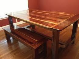 table walnut black