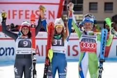 Shiffrin wins alpine combined, Stuhec locks up discipline globe ...