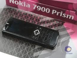 Обзор Nokia 7900 Prism - Сотовик