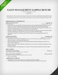 sales manager resume sample  amp  writing tips s manager resume sample