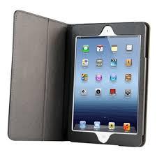 <b>Чехол LaZarr Booklet Case</b> для Apple iPad mini, эко кожа, черный ...