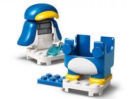 Конструктор Super Mario (Супер Марио) 71384 Марио-<b>пингвин</b> ...