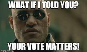 ELECTION ENVY - Imgflip via Relatably.com