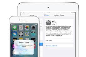 How to upgrade to <b>iOS 9</b> (<b>and</b>, if you need to, reinstall <b>iOS</b> 8 ...