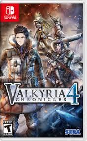 <b>Valkyria Chronicles 4</b> for Nintendo Switch - Nintendo Game Details