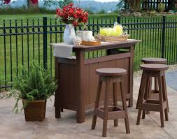 table bar height chairs diy: outdoor table bar height outdoor table and chairs diy outdoor bar