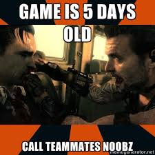 Most games in Black Ops 2 zombie mode : gaming via Relatably.com