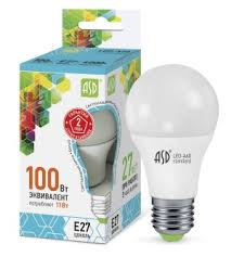 <b>Лампа</b> светодиодная <b>LED</b>-<b>A60</b>-<b>standard</b> 11Вт 160-260В <b>E27</b> ...