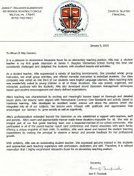 professor letter of recommendation cover letter letters of recommendation alexandra reneacutee buser