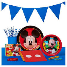 <b>Mickey Mouse Party</b> Supplies Collection : Target