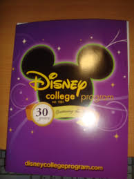 dreaming disney college program acceptance letter sadly if you do not get accepted you will get only a piece of paper that tells you alot of other stuff