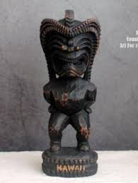 American <b>Hawaii</b> TIKI Statue – TikiFreek